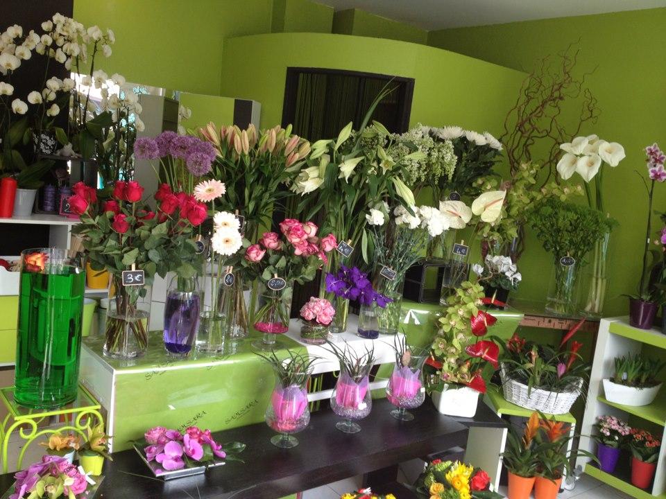 fleuriste propose un abonnement pour les entreprises